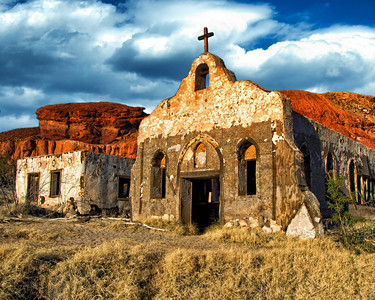 Old Wild West Chapel
