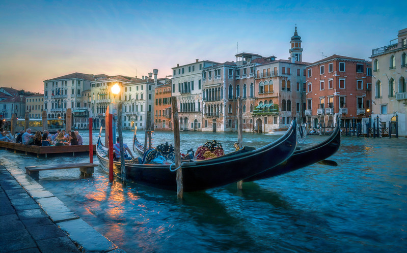 Sundown Venice Version 2