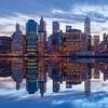 Reflections New York City