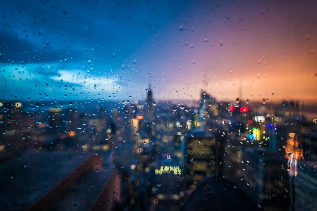 Rock Rain New York City