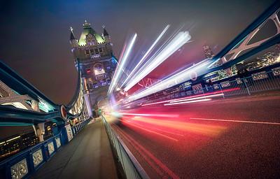 The Lights of Tower Bridge