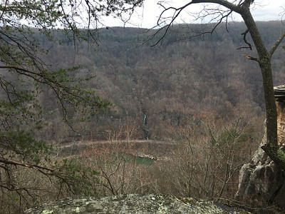 New River Gorge March 2016