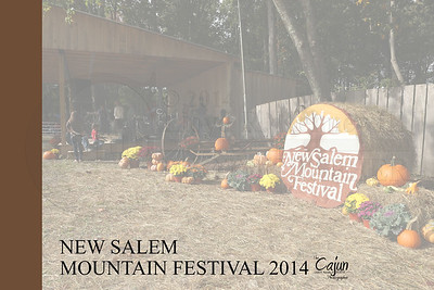 NEW SALEM MOUNTAIN FESTIVAL 2014