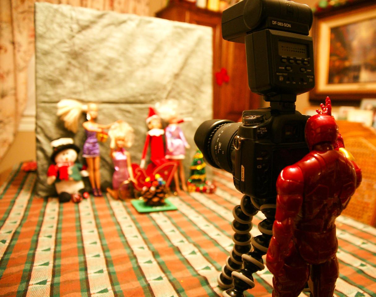 Iron Man Photography Photo Shoot Part 1