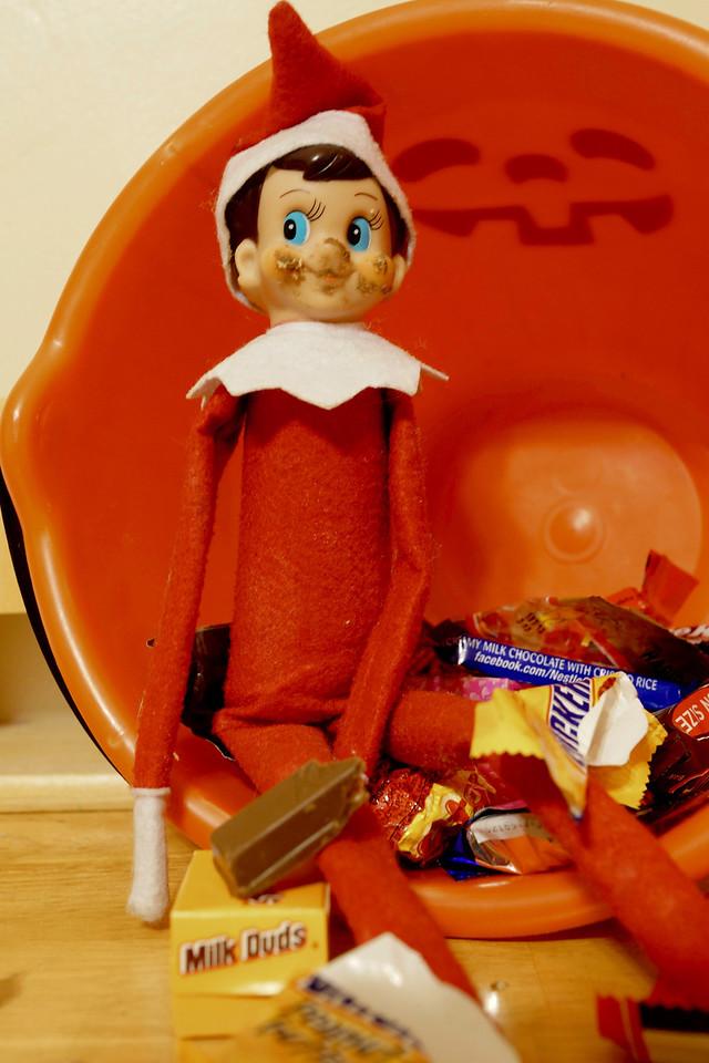 Candy Meanace