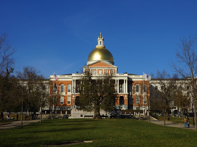 The Sate House: Massachusetts' State House in Boston