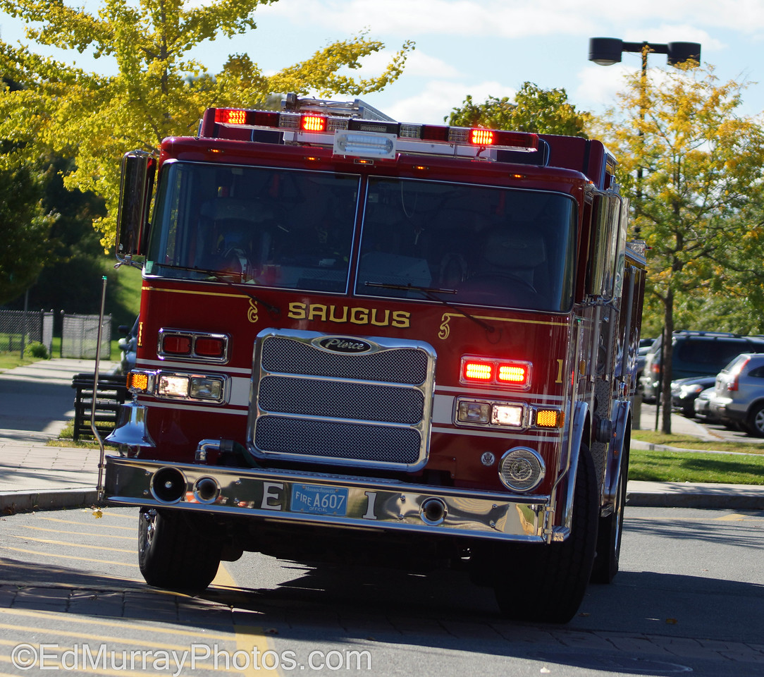 Engine 1: Good morning all. This is Saugus' newest fire engine...at an emergency at my daughter's school. (everything turned out ok btw) - I've been busy with a couple of shoots and battling an illness so I haven't been around lately. Looks like I have some catching up to do!