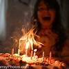 Happy Birthday!! Yesterday was her 7th birthday - these were trick candles which kept reigniting every time she blew them out. BTW - in case some of you are wondering why I never mention my kid's names (for those of you who don't know) - It's a promise that I made to my wife, in fact you may notice that I never mention any child by name. It's a precautionary thing - sorry. ( I wasn't around to visit or comment yesterday so I'll catch up today) Happy 1st day of Spring!  3/20/2103