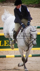 Becky Holder on Courageous Comet