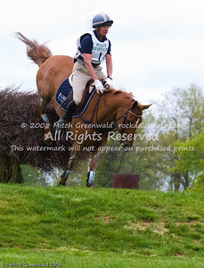 Theodore O'Connor, ridden by Karen O'Connor, Kentucky Rolex 2008
