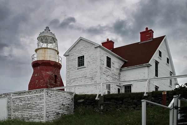 Long Point Light, Newfoundland, Twillingate