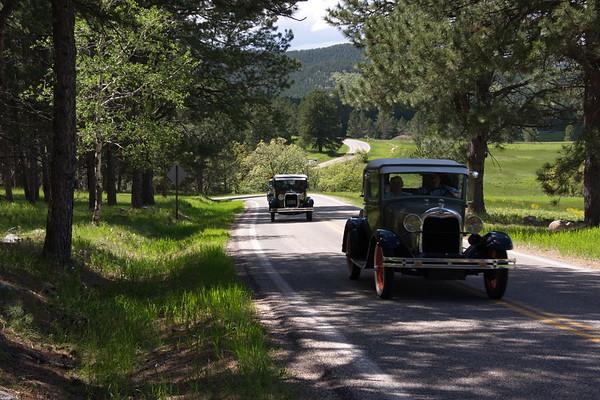 Black Hills National Forest, Norbeck Wildlife Preserve, South Dakota