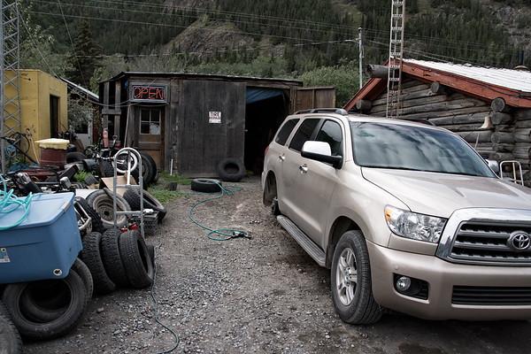 Alaska, Chitina