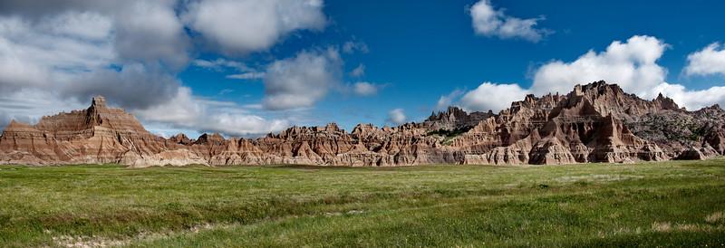 Badlands National Park, Interior-Phillip, South Dakota