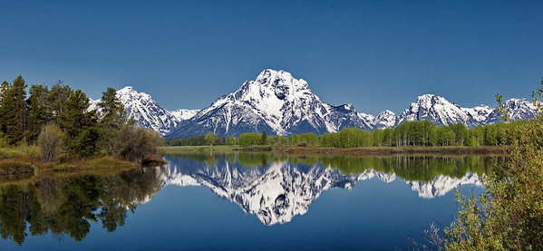 Grand Teton, Grand Teton-Yellowstone Natl Park, Jenny Lake, Wyoming