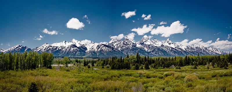 Grand Teton, Grand Teton-Yellowstone Natl Park, Wyoming