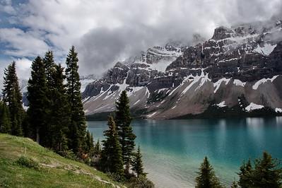 Alberta, Aldersyde