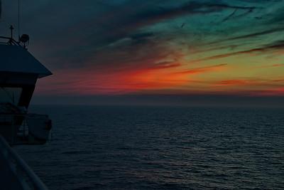 Marine Atlantic Ferry- Argentia to N Sydney, Newfoundland