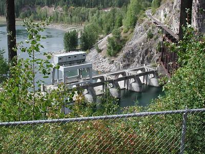 Box Canyon Dam, Washington
