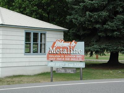 Metaline (Falls), Washington