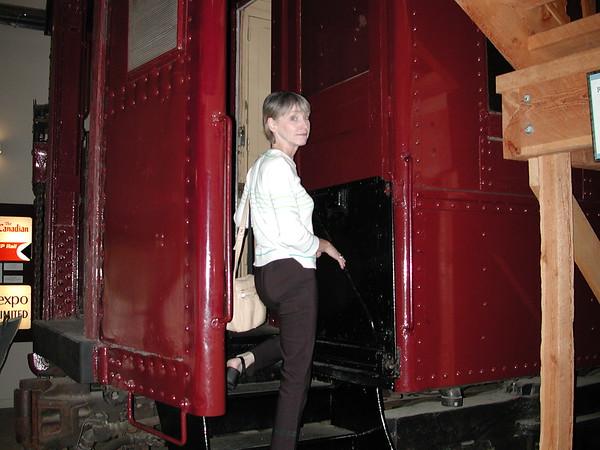 British Columbia, Revelstoke, Revelstoke Railway Museum