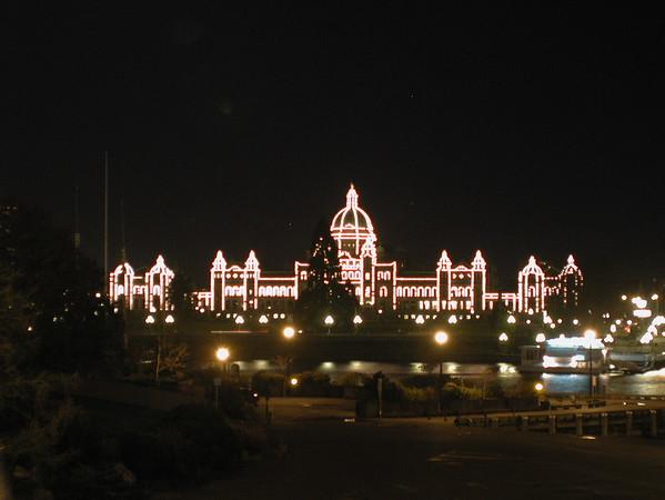 British Columbia, Victoria