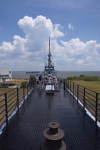 Alabama, Battleship Memorial Park, Mobile, USS Drum