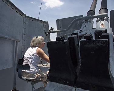 Alabama, Battleship Memorial Park, Mobile, USS Alabama