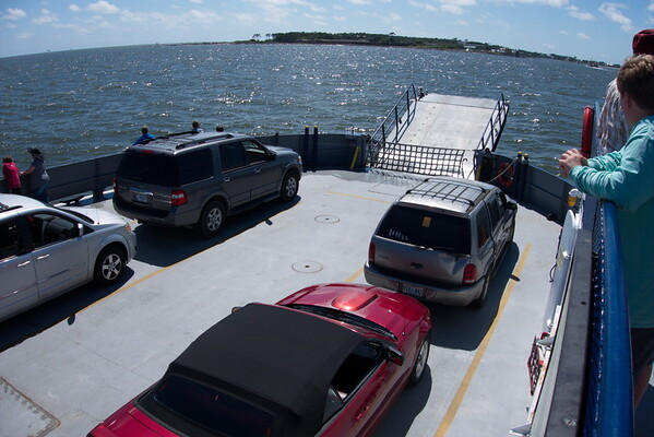 Alabama, Mobile Bay Ferry