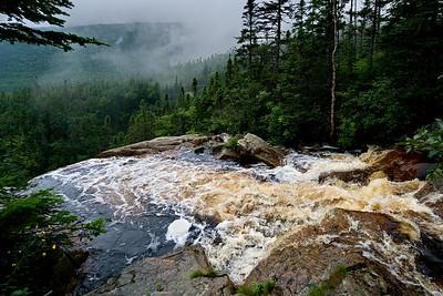 Gros Morne National Park, Newfoundland, Southeast Brook Falls Trail
