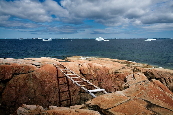 Fogo Island, Joe Batt's Arm, Joe Batt's Point Trail, Newfoundland