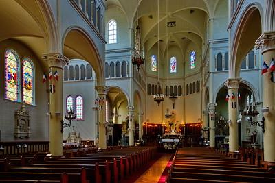 Church Point, Nova Scotia, Église Sainte-Marie Church