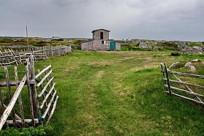 Fogo Island, Newfoundland, Tilting