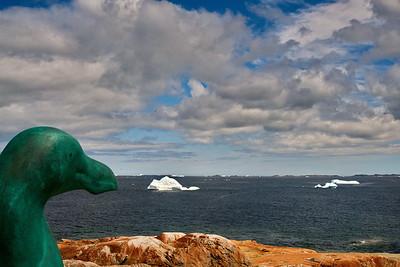 Fogo Island, Joe Batt's Arm, Joe Batt's Point Trail, Newfoundland