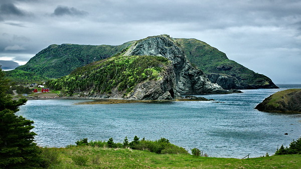 Bottle Cove Hiking Trail, Little Port, Newfoundland