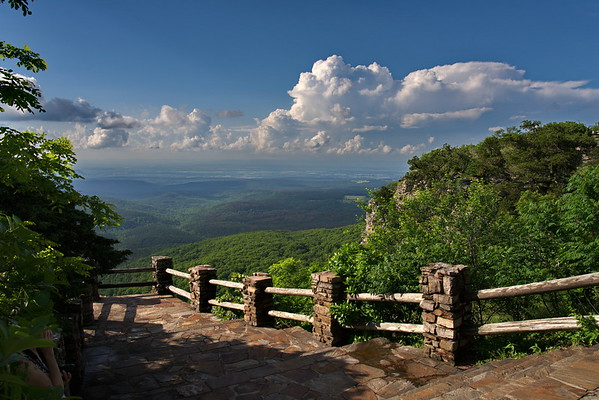 Arkansas, Mount Magazine State Park