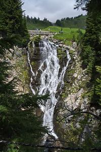 Mount Rainier National Park, Myrtle Falls, Washington