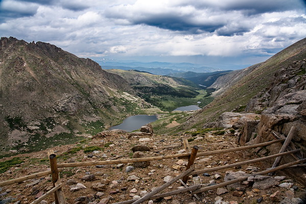 Colorado, Mt Evans Road, Summit Lake Park