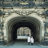 The Two Men and the Two Ladies, Dresden, Germany