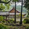 Temple and Trees at Nanzen-ji, Kyoto, Japan