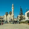 Mosque of Omar and Manger Square, Bethlehem