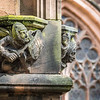 Protectors of the Chester Cathedral, England