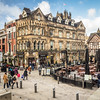 Ancient Houses of Manchester, England