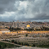 Lights Come on in Jerusalem