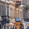 Row Houses in Profile, Lviv, Ukraine