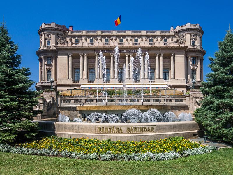 Cercul Militar National, Bucharest, Romania