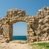 Ancient Window Ruins, Akko, Israel