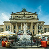 Konzerthaus on the Gendarmentmarkt, Berlin, Germany