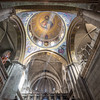Byzantine Dome of the Church of the Holy Sepulchre, Jerusalem