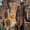 Stone Smiles, Bayon, Angkor, Cambodia